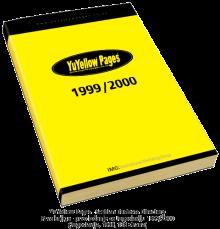 Prva knjiga - prvo izdanje za Jugoslaviju 1999/2000