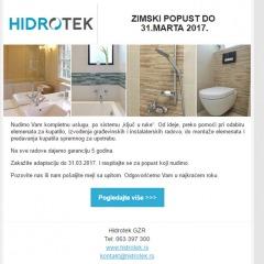 Hidrotek - Adaptirajte kupatilo