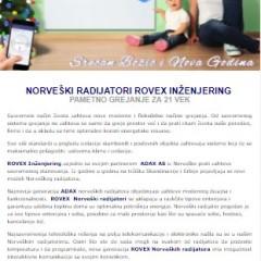 Rovex adex neo wifi prvi pameni norveški radijator