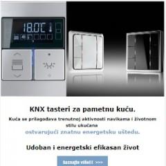 JUNG - Knx sistem za inteligentnu kontrolu prostora