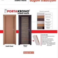 Portakrono - Masivna vrata sa dugom tradicijom