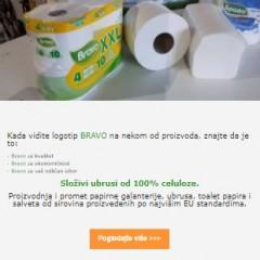 Bravo - Promet papirne galanterije