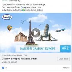 Club Paradiso travel