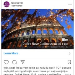 Felix oglas