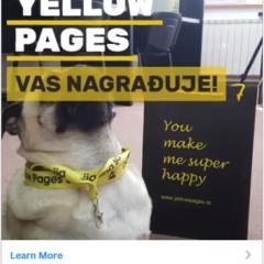 Yellow Pages like kampanja