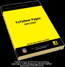 Treća knjiga - treće izdanje za Jugoslaviju 2001/2002