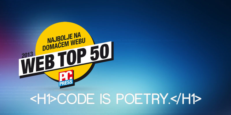 Yellow Pages u izboru najboljih srpskih sajtova Web Top 50